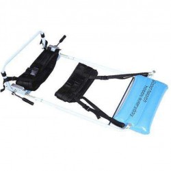 Body Stretching Device Cervical Spine Lumbar Traction Bed Therapy Massage Tools