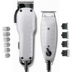 andis professional clipper and trimmer combo set