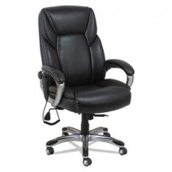 Alera SH7019 Shiatsu Massage Chair, Black