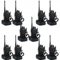 20 x Baofeng BF-888S UHF 400-470 MHz 5W CTCSS Two-way Ham Radio