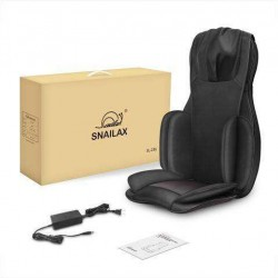 [Snailax Official Shop ] Air Compress Kneading Full Body Massager with Heat- 236