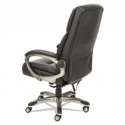 Alera - SH7020 - Shiatsu Massage Chair, Black, Silver Base