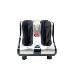 Hot Sale Shiatsu Kneading Rolling Heng Foot Calf Leg Vibron Massager Gray