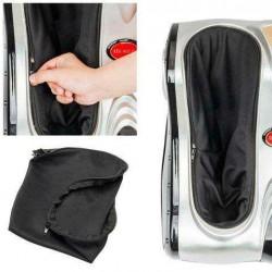 Hot Sale Shiatsu Kneading Rolling Heng Foot Calf Leg Vibron Massager Gray