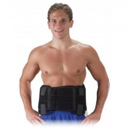 Bilt-Rite Mastex Health 10-10095-2-2X Lumbo Protech Back Support - Extreme, 2 Extra Large