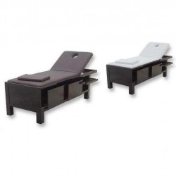CSC Spa CH-251-B Massage Bed with Storage & Backlift