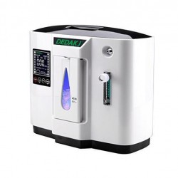 Air Purifier Portable Oxygen Concentrators Generator 1-6L/min Adjustable Oxygen Concentrator Generators Home Oxygen Concentrator Oxygen Machine Not Battery Powered