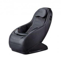 Online Gym Shop CB17257 Curved Video Gaming Shiatsu Massage Chair Wireless Bluetooth Audio Long Rail