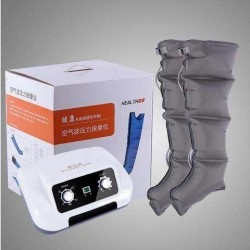 Sequential Air Compression Massager for Leg Arm Wasit-3
