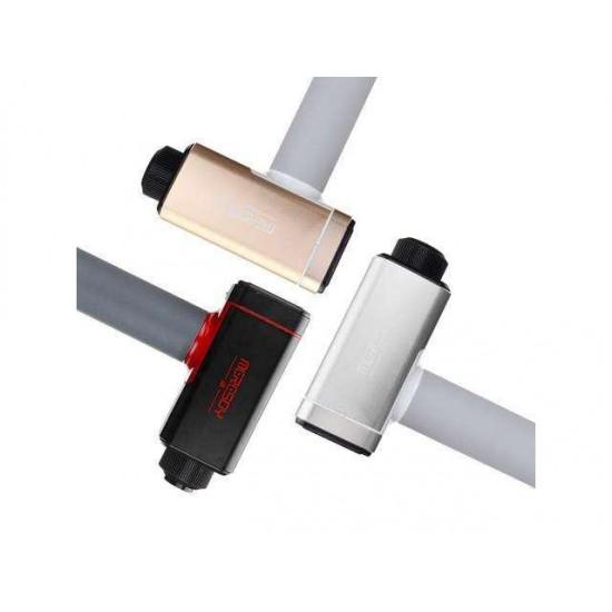 24V 4 Tip Electric Brushless Massager-Silver