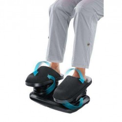 Shiatsu  Ankle And Foot Massager with Heat and Gentle Air Compression