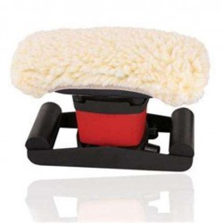 RedMoby Core-3401-Fleece Jeanie Rub Variable Speed Massager with Fleece Cover