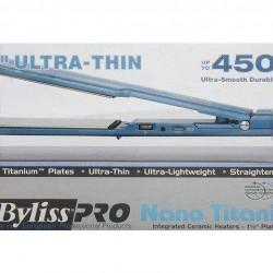 BaByliss Pro Nano Titanium Ultra-Thin Straightening Iron 1.5