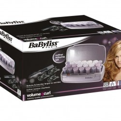 BaByliss 3060e - Set Rollers Thermal 20 Wave Rods (with Grip for Fix
